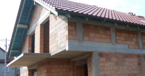 Budowa domu jednorodzinnego Gdañsk 15